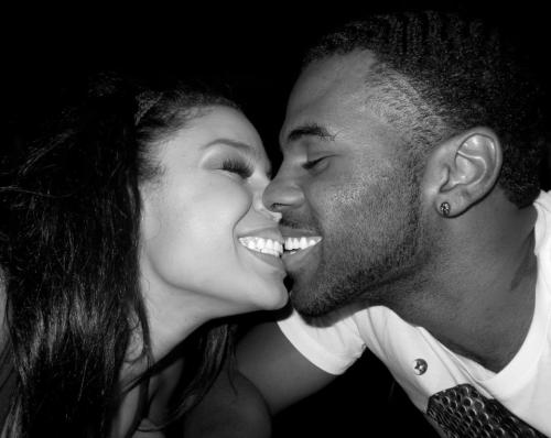 the-land-of-az:  JASON DERULO & JORDAN SPARKS http://the-land-of-az.tumblr.com/