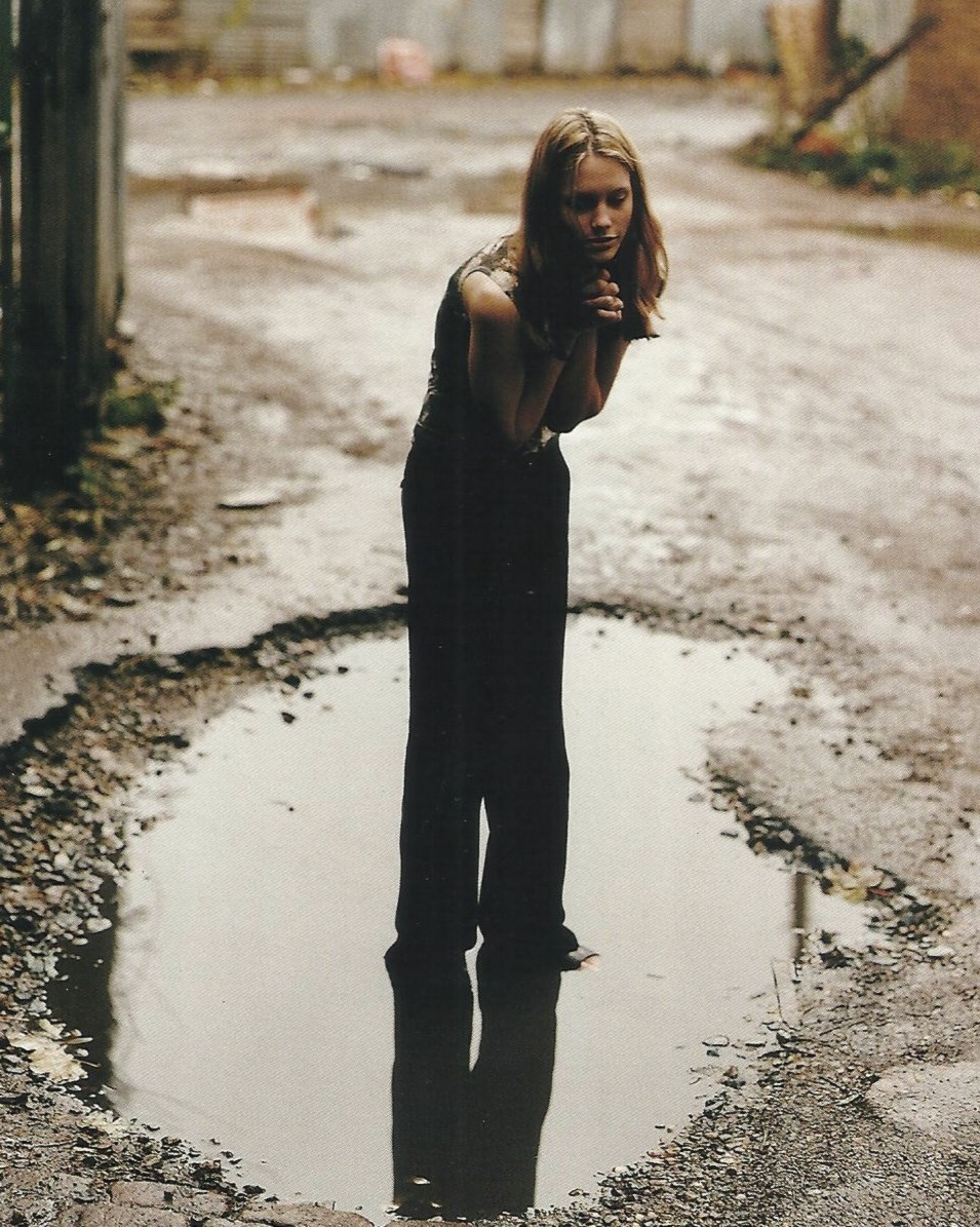 petrole:  by donald christie for i-D 1997