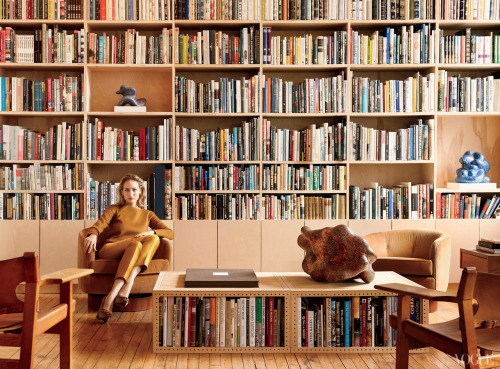 vogue:  Leelee Sobieski and Adam Kimmel's Tribeca LoftPhotographed by Jason Schmidt, Vogue, October 2012See the slideshow