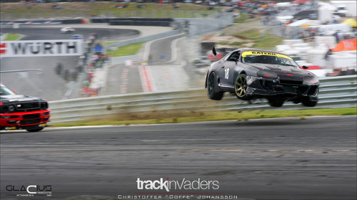 Flying carbon body Toyota Supra by coffe.dk on Flickr.You always got to go for it