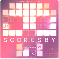 Scoresby show tonight at the PIT!
