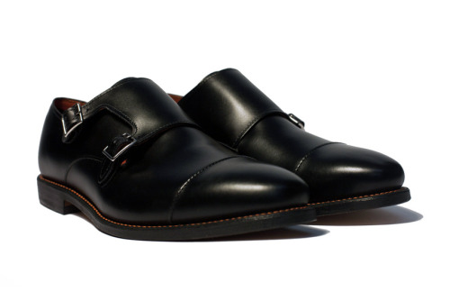 Allen Edmonds Double Monks