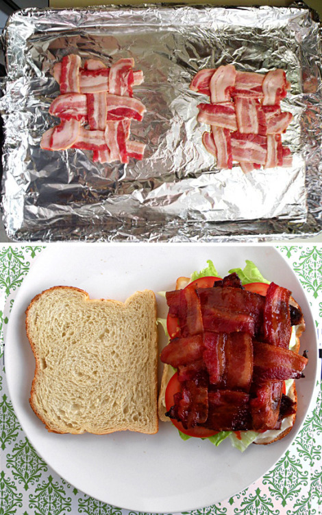 IMPORTANT: The correct way to make a BLT.