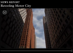 Retooling the Motor City
