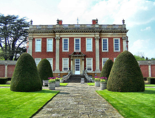 Cottesbrooke Hall, Northants by kev747 on Flickr.