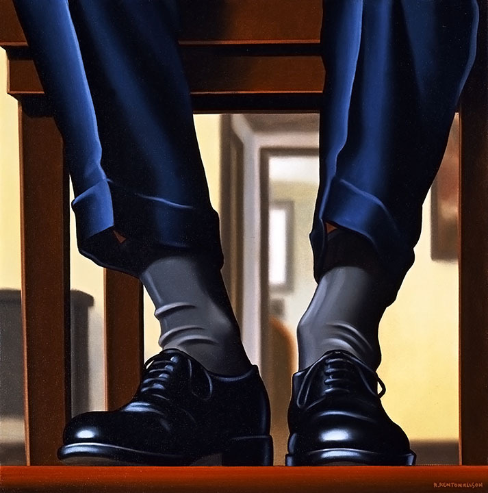 Kenton Nelson, From Under the Bed