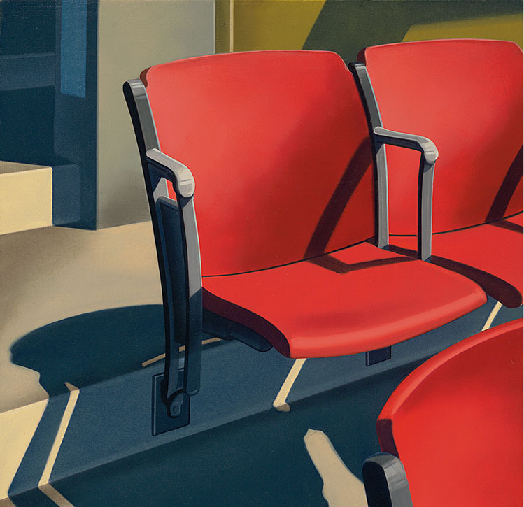 Kenton Nelson, Rest and Recreation