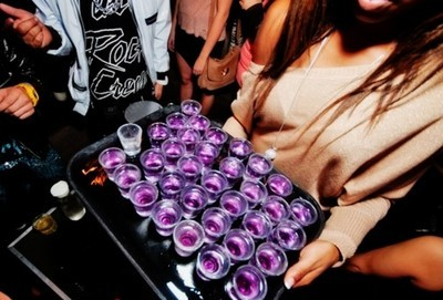 gabbysworld:  Purple shots :)