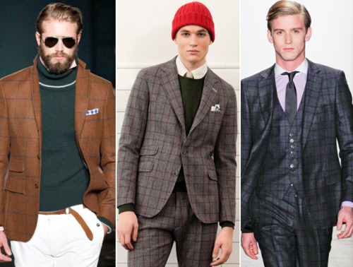 Meet the Suit Jacket of the Season Windowpane and every checked plaid out there have come roaring back in a way that feels right again. Young brands like Gant Rugger and AMI are offer options in really modern proportions, while powerhouses like Ralph Lauren and Ermenegildo Zegna have updated their offerings by slimming down the cuts and doing away any extraneous bulk, even linings when necessary. It's the first time an entire generation of younger guys have been exposed to such classic patterns, and the coming together of the old and the new is what makes these feel so fresh.