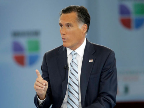 Mitt Romney's Bronze: Political Makeup Artists On The Perils Of Their Craft