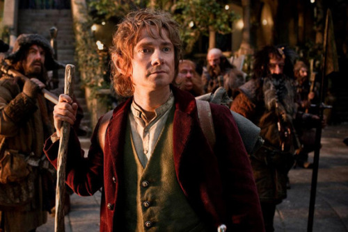 Bil to the Bo! (via MTV Geek - MTV Geek's Steven Smith on 'The Hobbit')