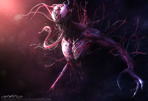 Carnage - by Jared Krichevsky