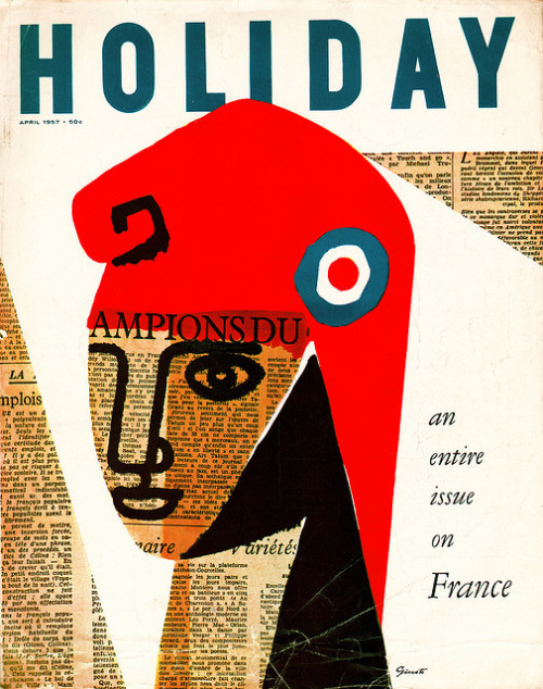 flatirondistrict:  George Giusti Holiday Magazine Cover by sandiv999 on Flickr.