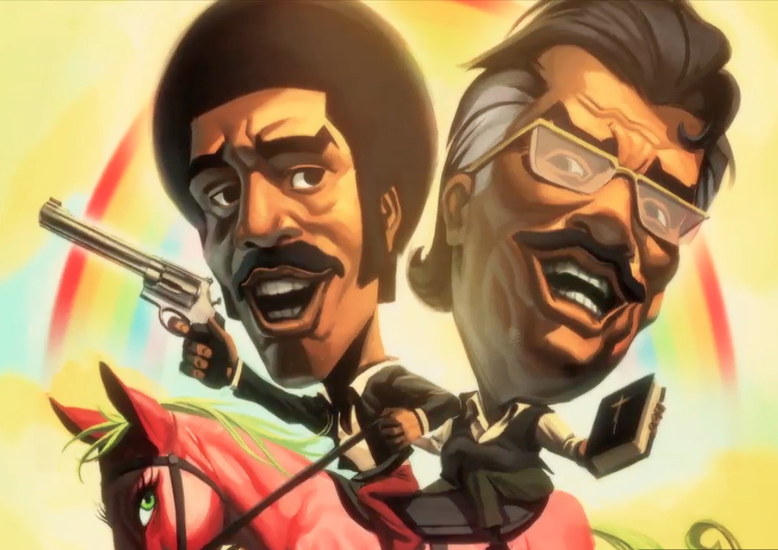 Watch the Black Dynamite Season finale. TOMORROW at 11:30P on Adult Swim.