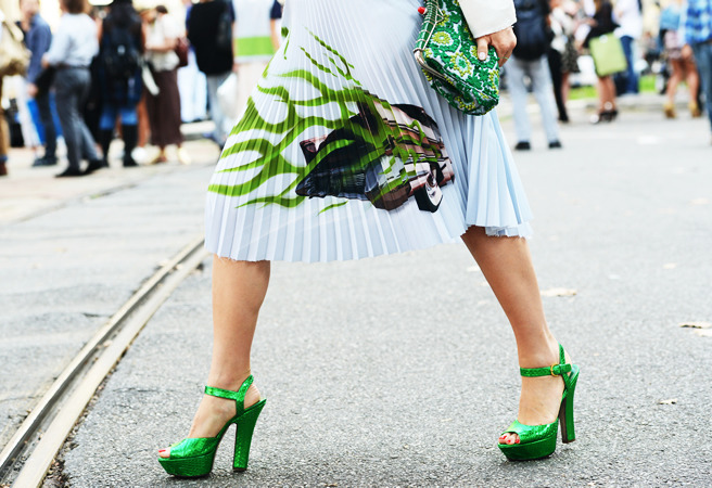Fashion Week with Tommy Ton (image: style)