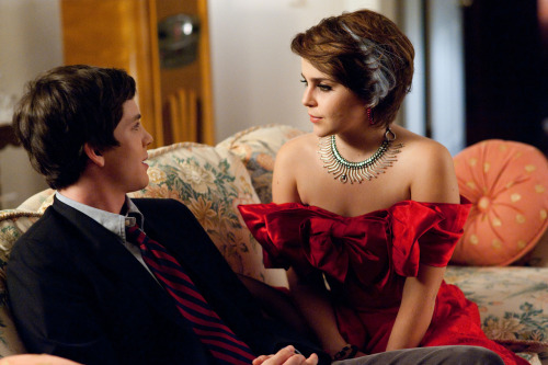 Mae Whitman opens up about playing Mary Elizabeth in The Perks of Being a Wallflower and why she identifies with her character. Get the insider scoop here »