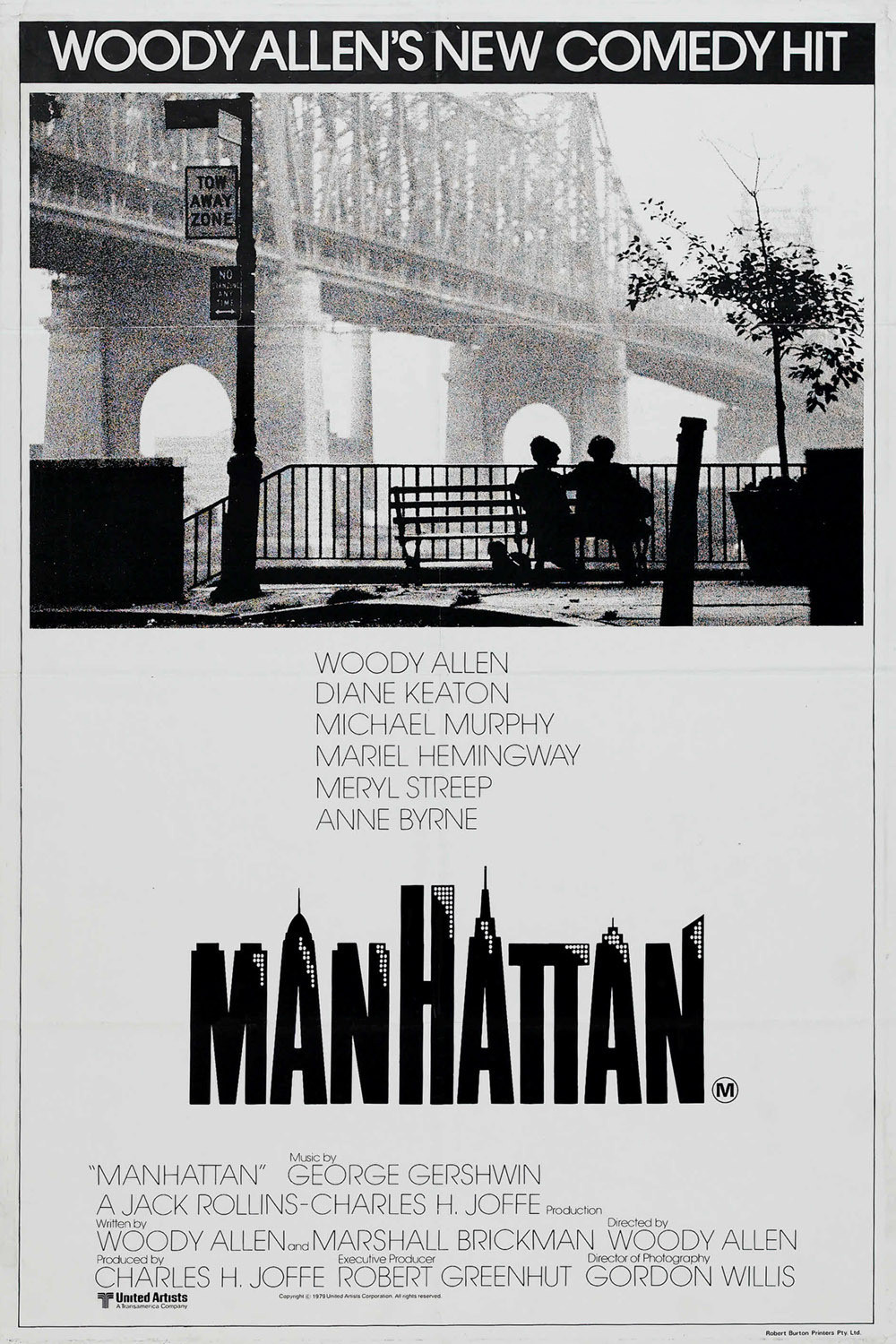 Manhattan, Woody Allen (1979)