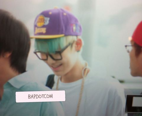 120921 Zelo @ Incheon Airport
