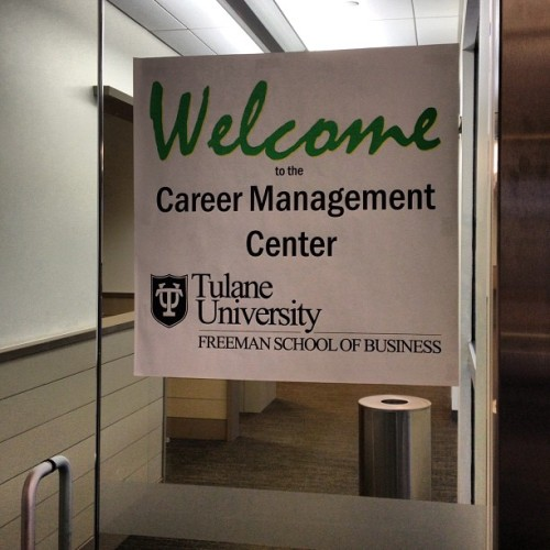The job search begins!  (Taken with Instagram)