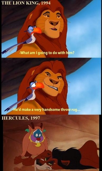 Nicely done Disney! LOL