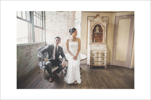 christina & jon // long island city, NY // canon 5d mkii Full wedding images up here: http://www.davidlaiblog.com/christina-jon-the-metropolitan-building-long-island-ny/