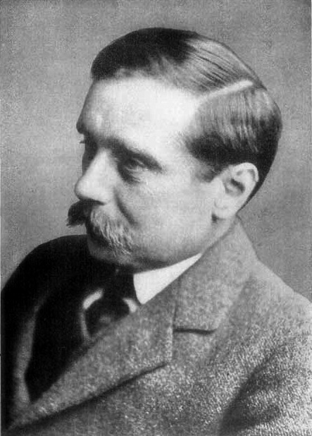 H. G. Wells, born September 21, 1866.