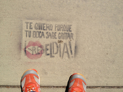 GRITAR REBELDIA on Flickr.