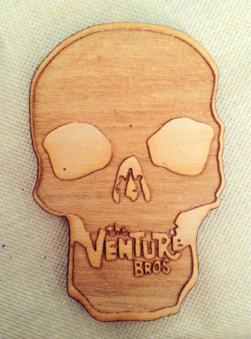 fanfairetsy:  Any Venture Bros fans out there?