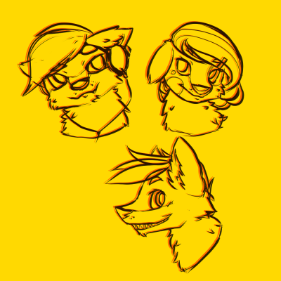 Some dogges. :>