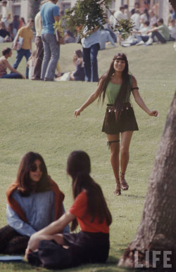 High school in 1969.
