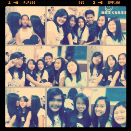 Credits to maryknoll :)) #SpecialFriends :)) (Taken with Instagram)