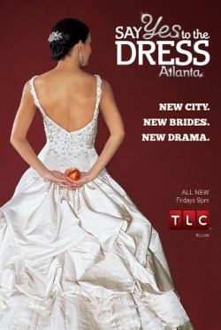 I am watching Say Yes to the Dress: Atlanta                                                  71 others are also watching                       Say Yes to the Dress: Atlanta on GetGlue.com