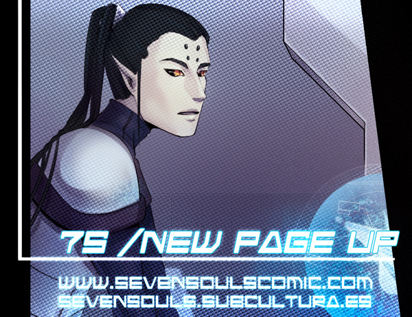 ENGLISH  |  ESPAÑOL  |  TWITTER  |  VOTE 7S webcomic update - mission 1 [page 14]