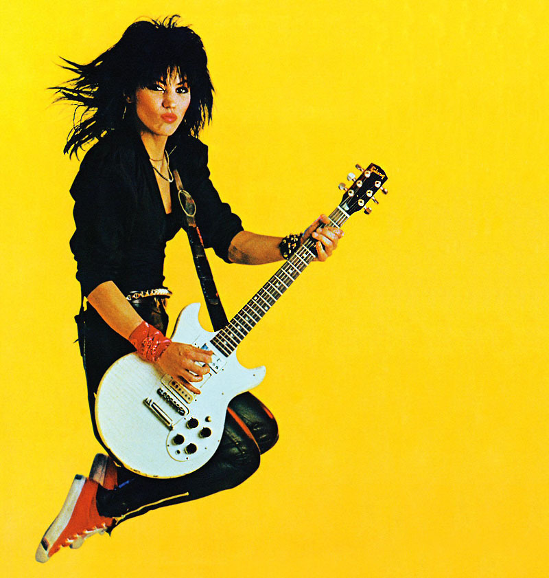 vintagegal:  Happy Birthday Joan Jett! (September 22, 1958)