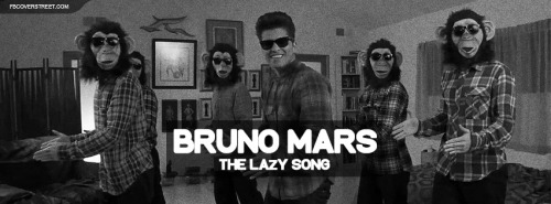 Bruno Mars Facebook Covers