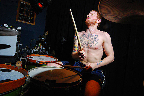fuckyeah-bandguys:  Jake Massucco - Four Year Strong FUCK YEAH! BAND GUYS!