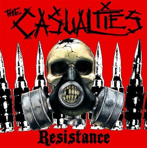 The Casualties - Resistance (2012)