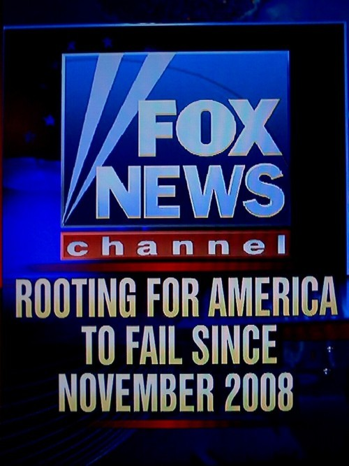 "truth-has-a-liberal-bias:  After Obama's Election, Fox News Declared Itself ""The Voice Of The Opposition"" Roger Ailes On Obama's Election: ""I See This As The Alamo."" A March 6, 2009, Los Angeles Timesarticle reported that, in a meeting with former Fox News host Glenn Beck, Fox News CEO Roger Ailes declared that his network would challenge the Obama administration, reportedly saying ""I see this as the Alamo."" FromThe Los Angeles Times:  Before Glenn Beck started his new show on Fox News in January, he sat down with Roger Ailes, the network's chief executive, to make sure they were on the same page. ""I wanted to meet with Roger and tell him, 'You may not want to put me on the air. I believe we are in dire trouble, and I will never shut up,' "" said the conservative radio host. But before Beck could say anything, Ailes shared a message of his own: The country faced tough times, he said, and Fox News was one of the only news outlets willing to challenge the new administration. ""I see this as the Alamo,"" Ailes said, according to Beck. ""If I just had somebody who was willing to sit on the other side of the camera until the last shot is fired, we'd be fine."" [Los Angeles Times, 3/6/09]  […]"