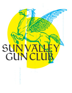 Sun Valley Gun Club T-shirt, Serigraph