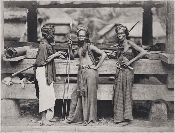@haqq_mubin cool Batak Warriors in old Indonesia