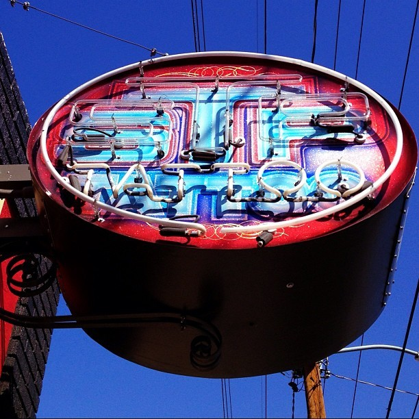 STP Tattoo #sign #signporn #signage #typography #tbt #jj #urban #urbanstyle #design #sky #style #street #streetstyle #cityscape #instahub #igers #instaphoto #iphonephotography #igersoftheday #newmexico #picoftheday #bestoftheday  (Taken with Instagram)