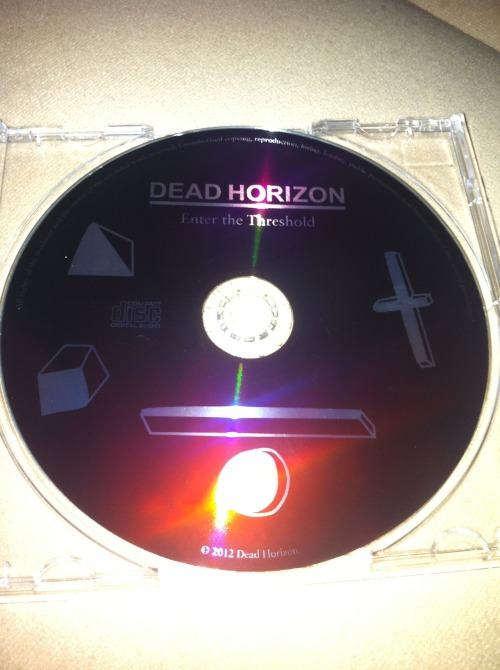 Dead Horizon - Enter The Threshold (2012)
