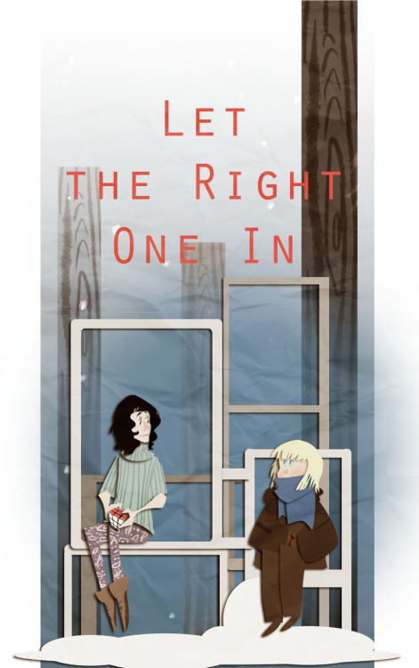 film study poster 7/10: Let the Right One In
