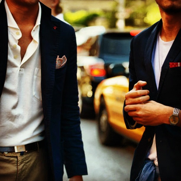 Men's fall fashion trends directly from fashion week. How will you adapt them to your style? http://goo.gl/76h8I