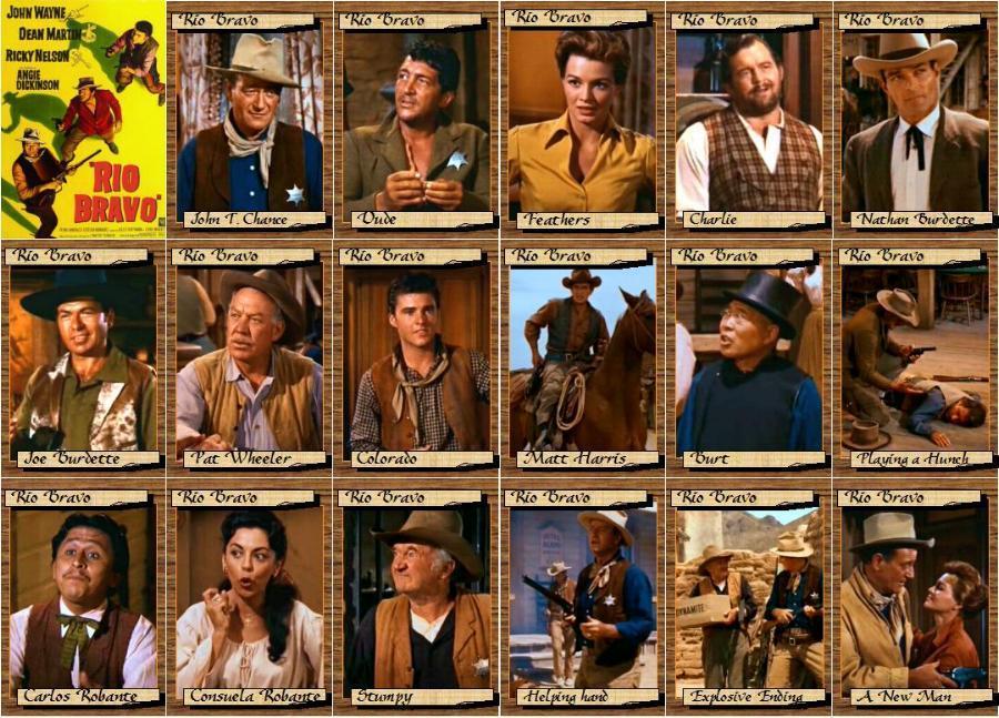 Actors In Movie War Wagon