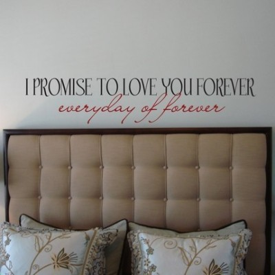 Love Quotes Pics • I promise to love you forever, everyday of… on @weheartit.com - http://whrt.it/OhBLuF
