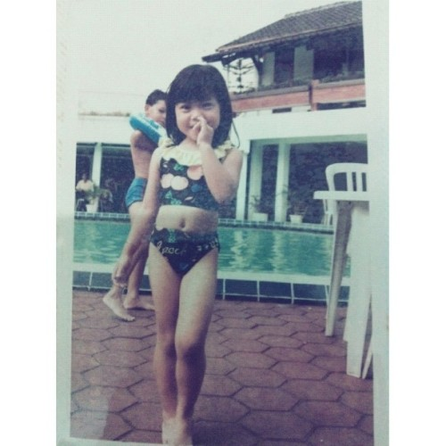 Sedari kecil 👧 (Taken with Instagram)