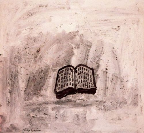 drawpaintprint:  Philip Guston: Book (1968)