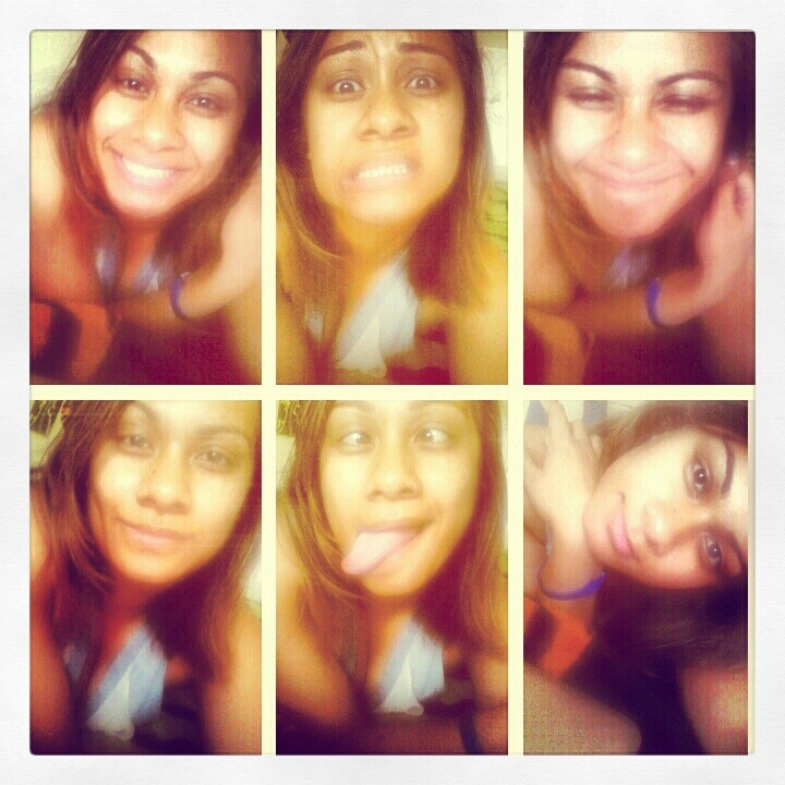 Hello World (: #JustMe #Fijian #Seattle #Washington #Boredom #6Times #LoveMe