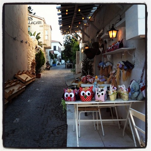 Alacati, Cesme. (Taken with Instagram at Alaçatı)